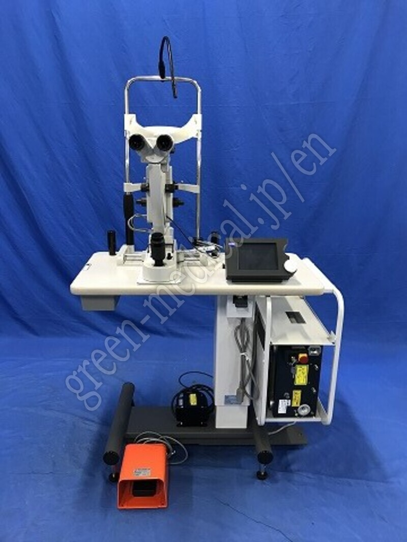 Carl Zeiss Ophthalmic Therapeutic Laser