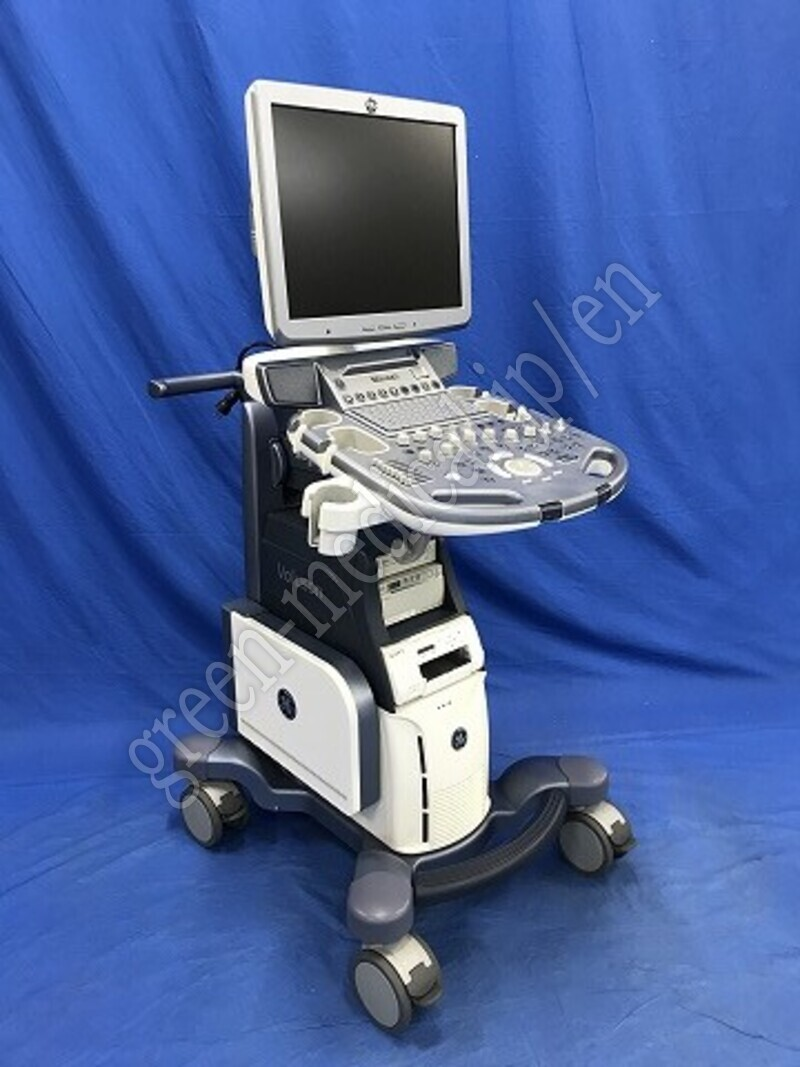 GE Healthcare Ultrasound Color Doppler